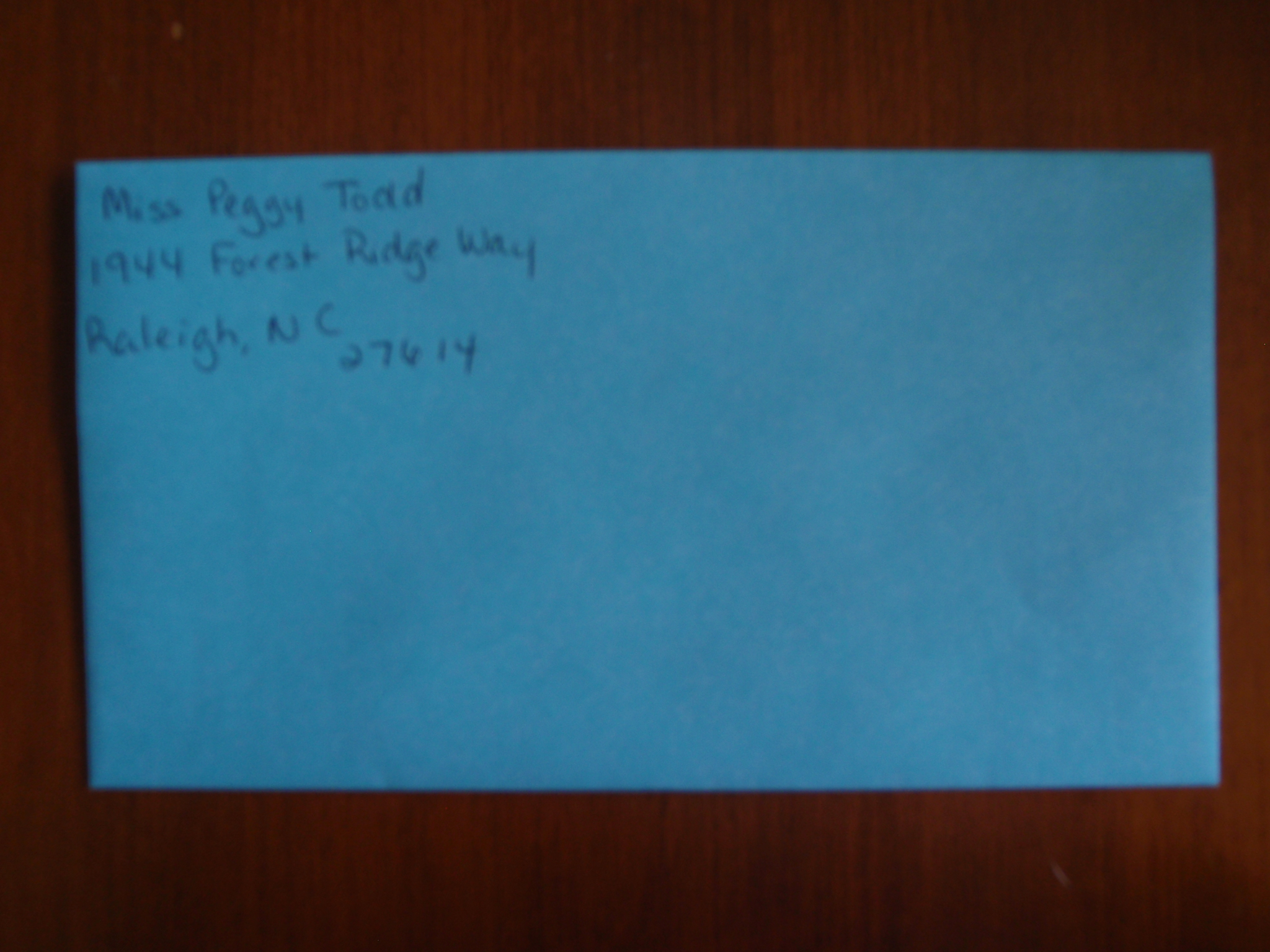 How to Write a Mailing Address on an Envelope