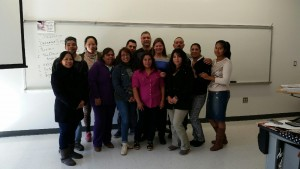 Citizenship class at North Campus - Fall 2015