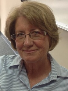 Dorothy McKelvie, ESL volunteer