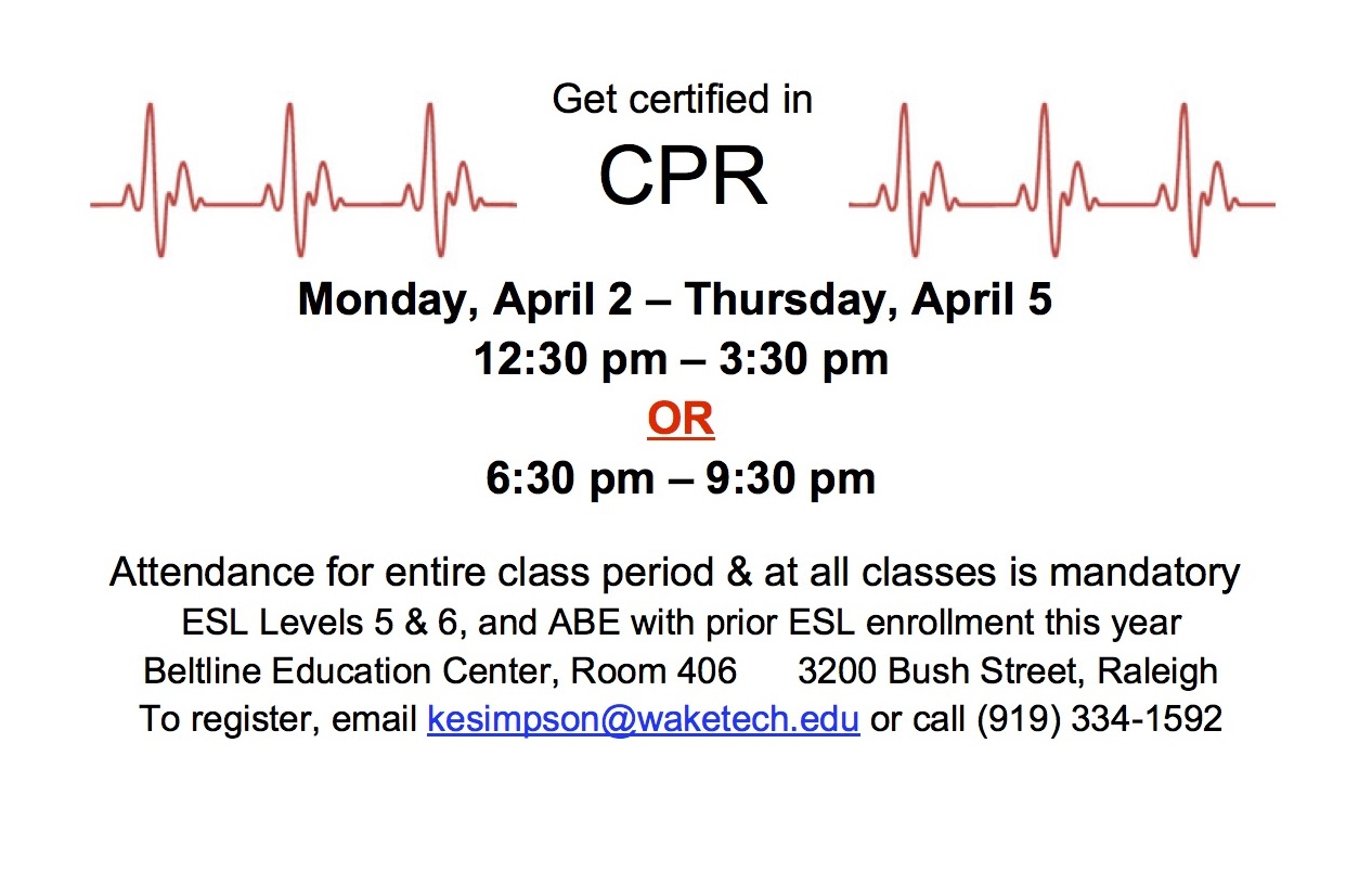New Health Related Classes Esl Blogs Central